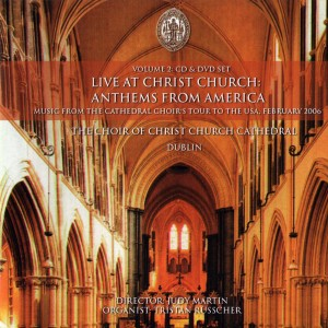 Live At Christ Church Vol 2 - Anthems from America
