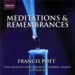 Meditations and Remembrances - Francis Pott