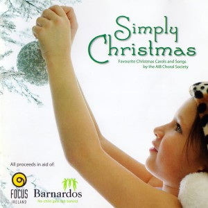 Simply Christmas - AIB Choral Society Christmas CD